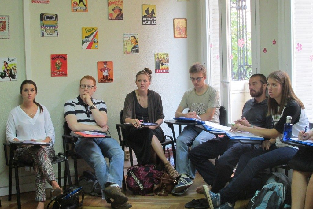 TEFL in the classroom – level or competency?