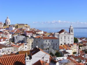 Travel to Lisbon from Madrid