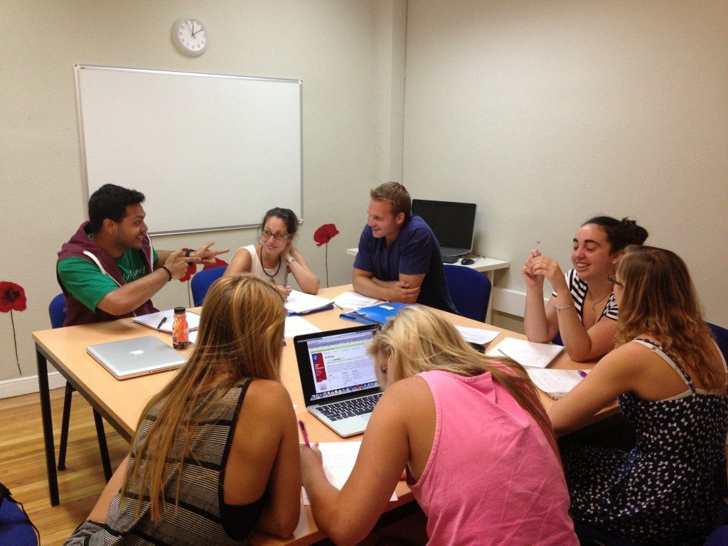 TtMadrid's TEFL course: Days 4-5
