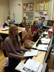 TtMadrid's TEFL course: Days 1-3