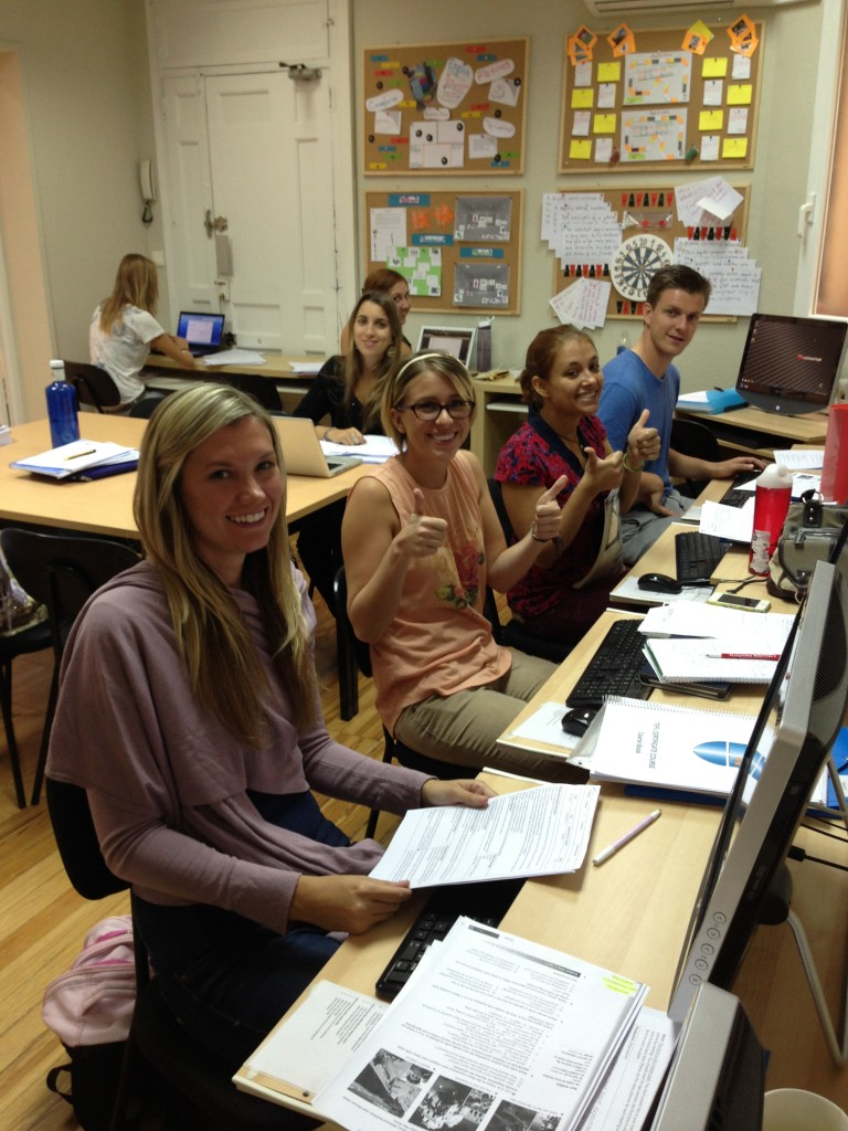 TtMadrid's TEFL course: Days 1-3