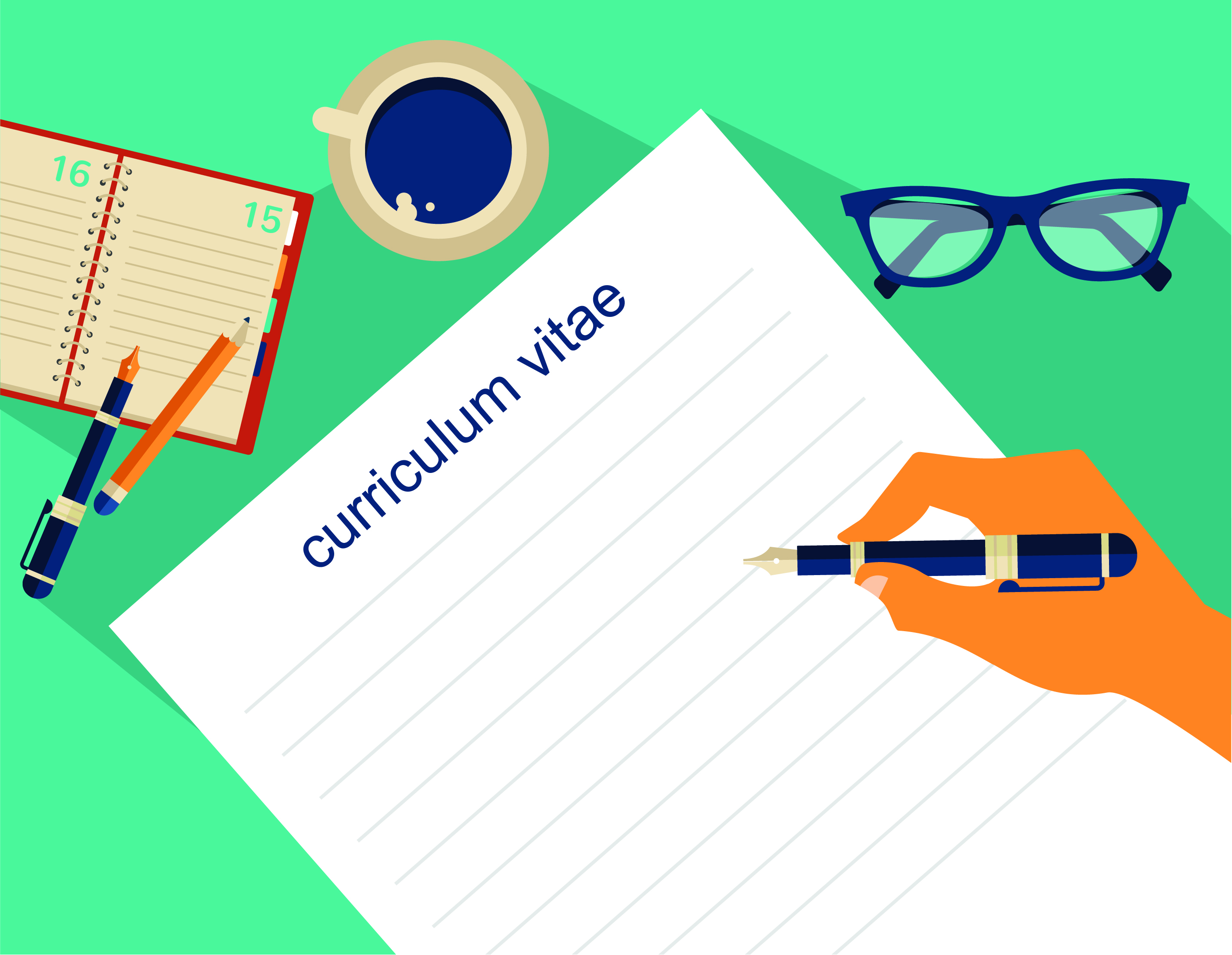 How to write a TEFL CV