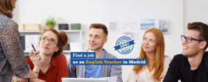 Teach English Madrid