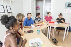 English teaching jobs in Madrid