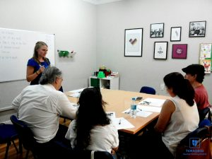 Teaching Practices during TEFL Course