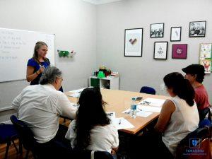 Teaching jobs in Madrid