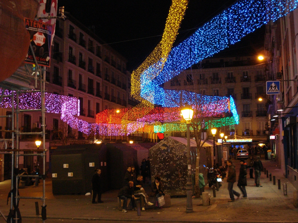Ya llegó la navidad! What to do in Madrid this Christmas