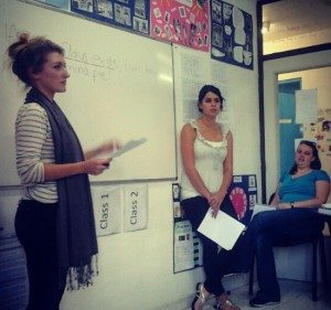TtMadrid TEFL course gradute Elsa