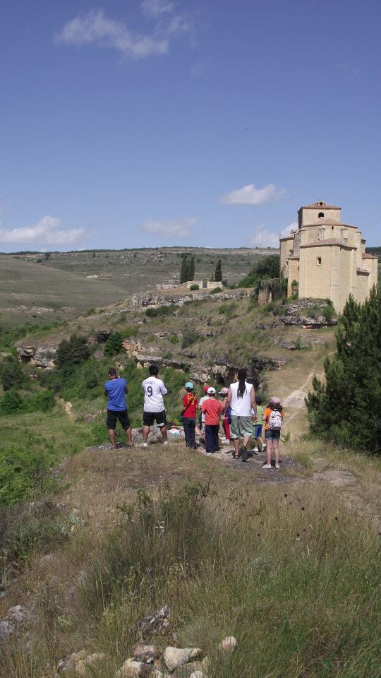 Summer camp jobs in Spain