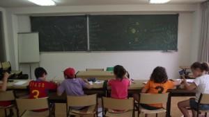 Summer camps jobs in Spain