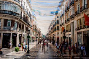 Málaga travel in spain