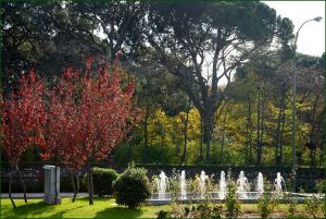 guide to parks in madrid capricho