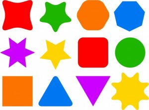 shapes and colors esl activity