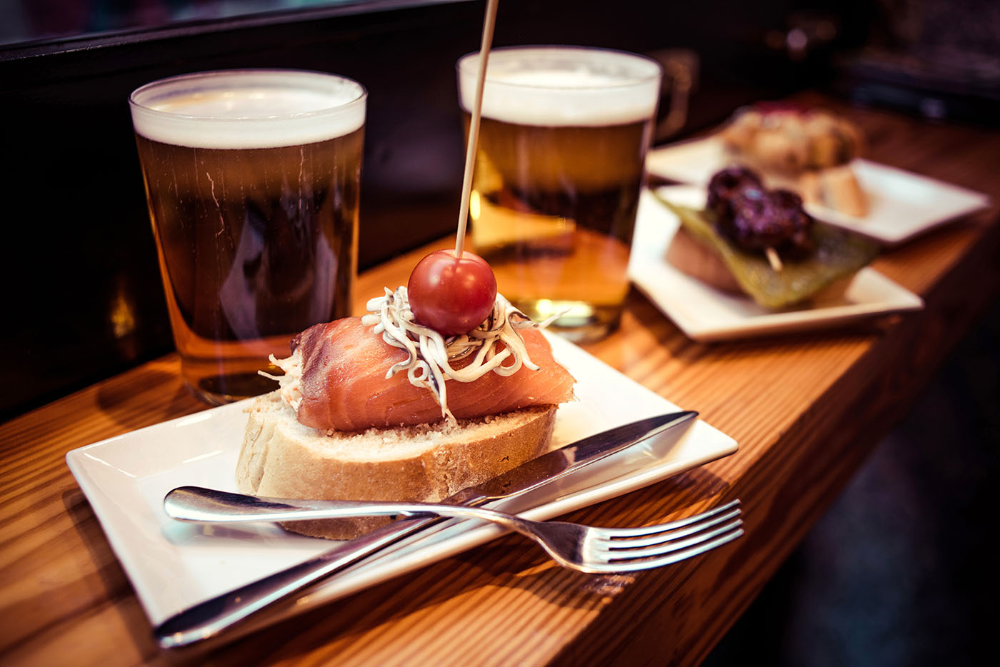 Seven Places to Get Free Tapas in Madrid