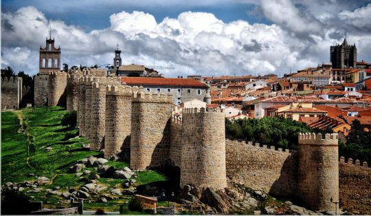 Avila 5 tantalizing reasons to move to Madrid