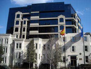 Spanish Consulate Wahington DC student visa in Spain