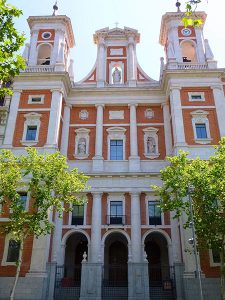 Downtown Neighborhoods in Madrid to live Salamanca 1