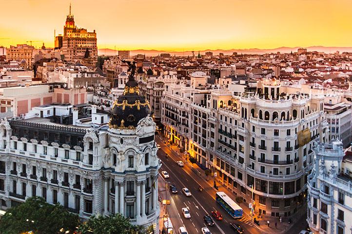Madrid Metropolis