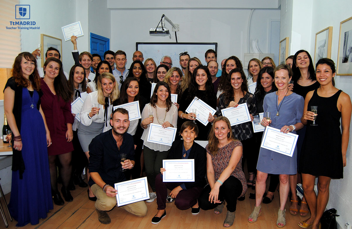 What do our TEFL students say about TtMadrid?