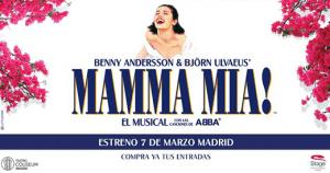 Mamma mia madrid 2017 big