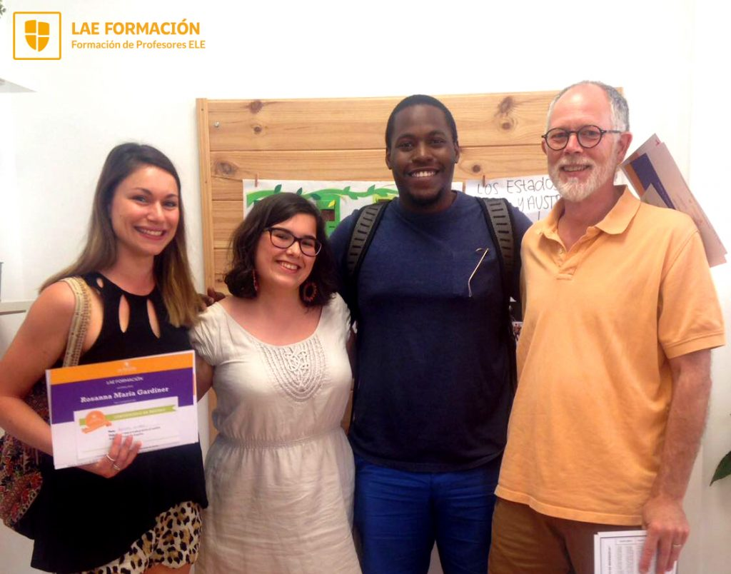Professional Teachers Enrichment Program for Spanish teachers