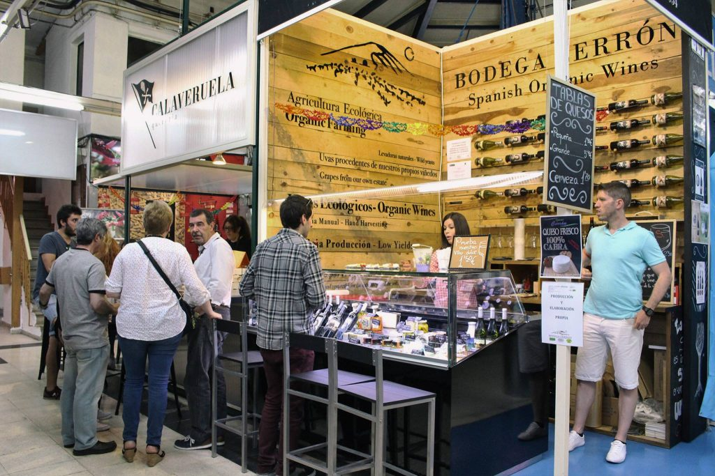 The best markets in Madrid Mercado Vallehermoso
