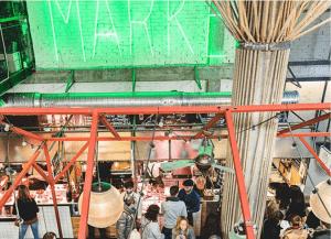 The best markets in Madrid Mercado san idelfonso