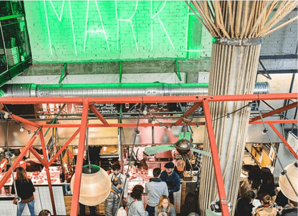 The best markets in Madrid Mercado san idelfonso