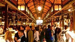 The best markets in Madrid Mercado San Miguel 2