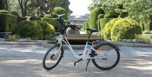 bicimad the bike