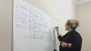 What it's like to learn a foreign language from scratch