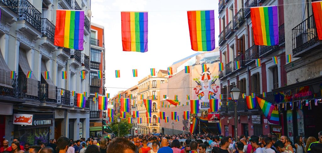 Chueca the heart of gay Madrid