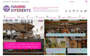 Madrid diferente 42 best Madrid blogs