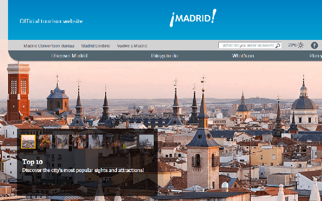es madrid 42 best Madrid blogs