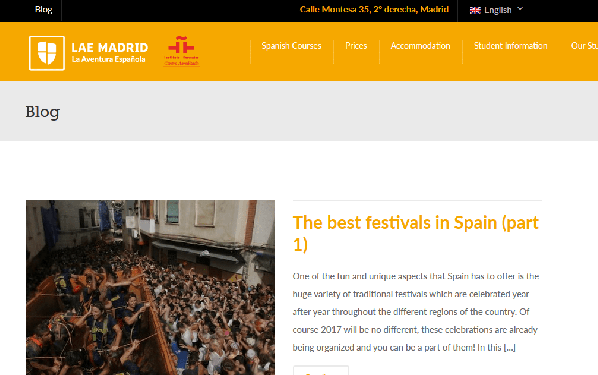 lae madrid blog 42 best Madrid blogs