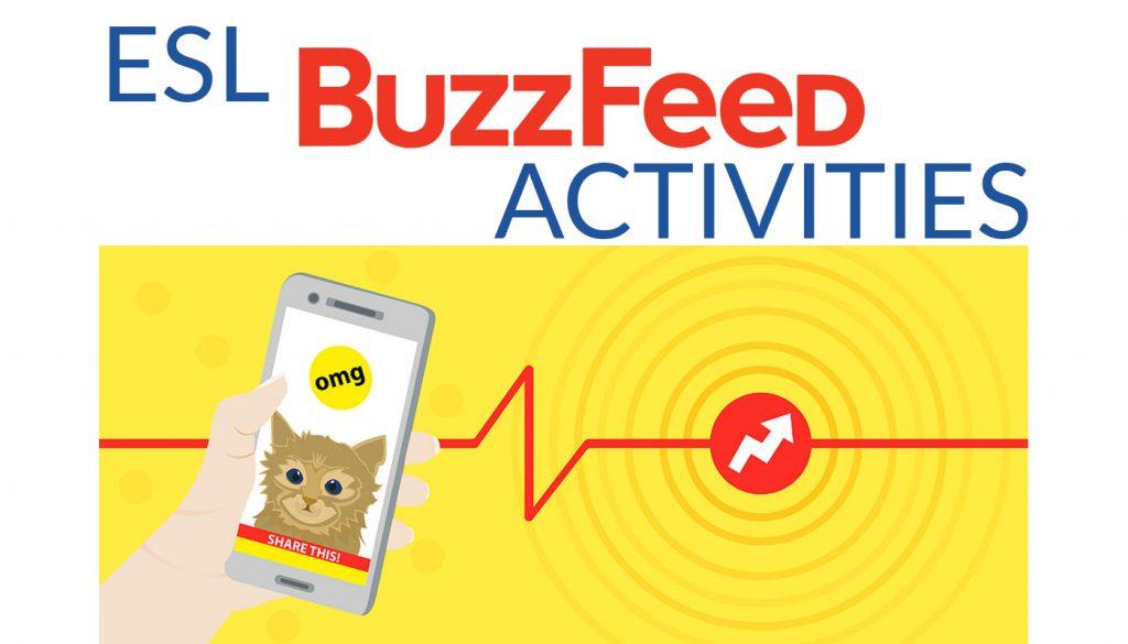 ESL Buzzfeed activities