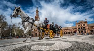Best places to visit in Spain in fall Sevilla-min
