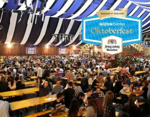 Oktoberfest Madrid best places to visit in Spain in Fall