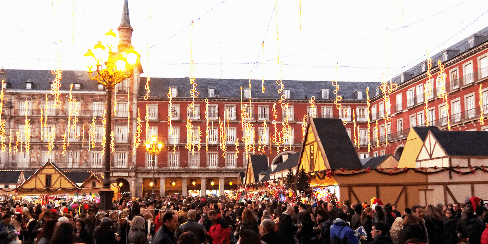 Christmas markets in Madrid 2017