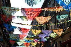 Things not to miss in Madrid 2018 Fiesta Agosto
