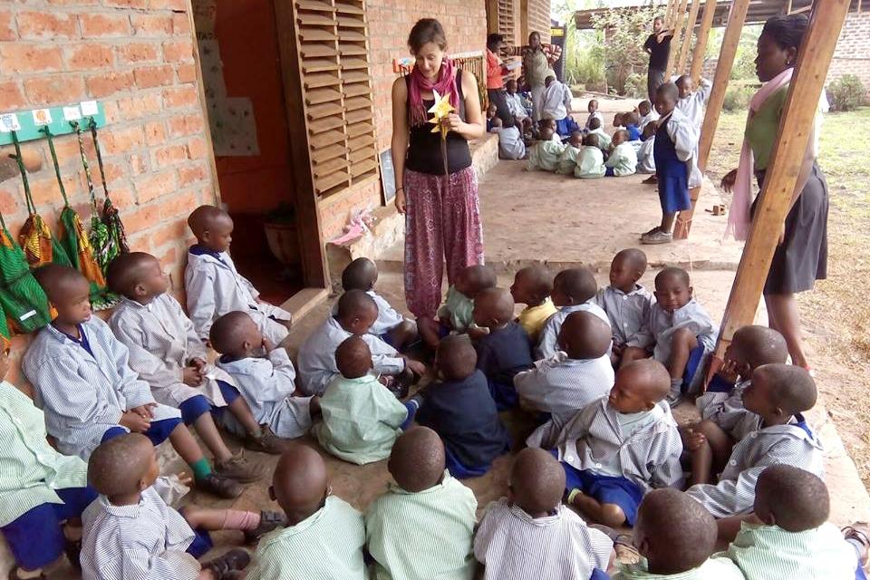 Kelele Africa - KUMWENYA SCHOOL in Uganda