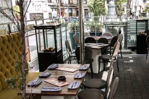 First Date Restaurants in Madrid - Lateral
