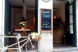First Date Restaurants in Madrid - Tandem