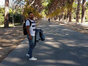 Experience in Madrid - Rahul