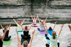 Use your TEFL in a New Way - Yoga