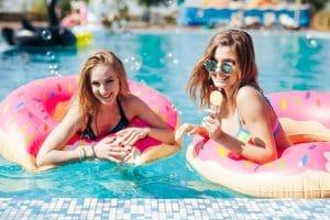 top pools in Madrid
