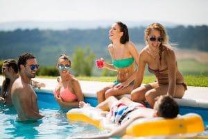top public pools in Madrid