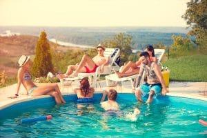 public pools in Madrid