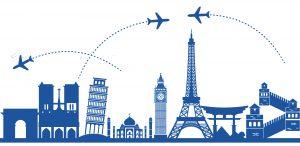 Travel the world - PINC