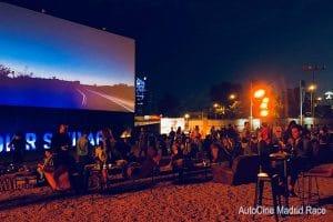 Auto Cine Madrid - summer cinemas in Madrid